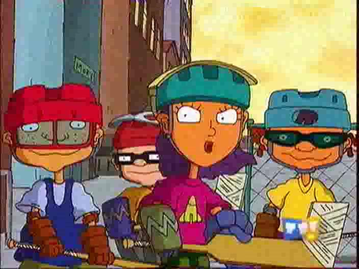Episodes Rocket Power Saison 3