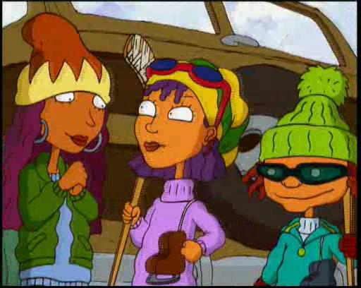 Rocket Power